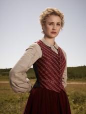Dominique McElligott in HELL ON WHEELS - Season 1 | ©2011 AMC/Frank Ockenfels