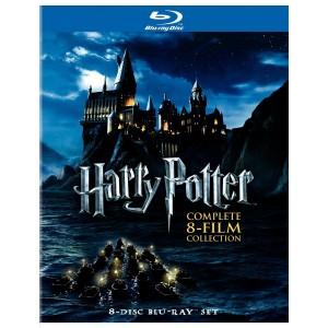 HARRY POTTER 8-Film Collection Box Set Blu-ray | ©2011 Warner Bros.
