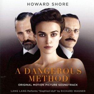 A DANGEROUS METHOD soundtrack | ©2011 Sony Masterworks