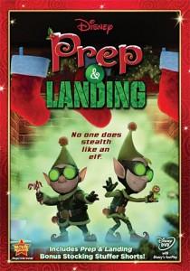 PREP AND LANDING DVD | ©2011 Walt Disney Home Entertainment