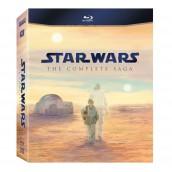 STAR WARS - THE COMPLETE SAGA Blu-ray | ©2011 Lucasfilm Ltd.