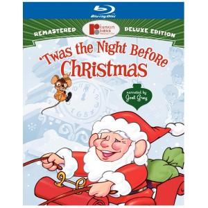 'TWAS THE NIGHT BEFORE CHRISTMAS Blu-ray | ©2011 Warner Bros.