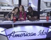 Steven Tyler, Jennifer Lopez and Randy Jackson on AMERICAN IDOL - Season 11 - Savannah Auditions | ©2012 Fox/Michael Becker