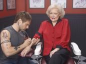 Betty White in BETTY WHITE'S OFF THEIR ROCKERS - Season 1 | ©2011 NBC/Matthias Clamer