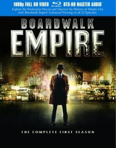 BOARDWALK EMPIRE SEASON ONE | © 2012 HBO Home Video
