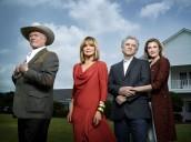 Larry Hagman Linda Gray Patrick Duffy Brenda Strong in DALLAS - Season 1 | ©2012 TNT/Martin Schoeller
