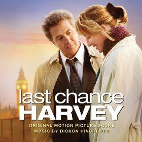 LAST CHANCE HARVEY soundtrack | ©2008 Lakeshore Records