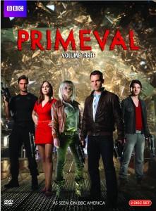 PRIMEVAL VOLUME 3 | © 2012 BBC Warner