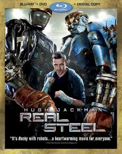 REAL STEEL | © 2012 Walt Disney Home Entertainment