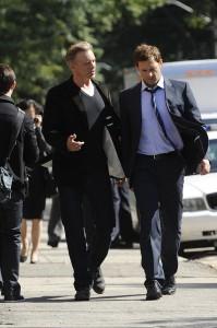 "Callum Keith Rennie and Josh Lucas in THE FIRM - Season 1- ""Chapter 3"" | ©2012 NBC/Steve Wilkie"