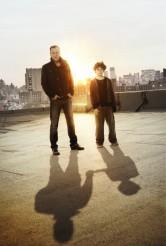 Kiefer Sutherland and David Mazouz in TOUCH - Season 1   ©2012 Fox/Brian Bowen Smith