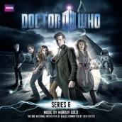 DOCTOR WHO: SERIES 6 soundtrack   ©2012 Silva Screen Records