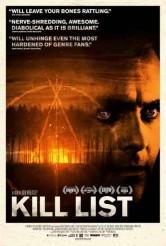 KILL LIST movie poster | ©2012 IFC
