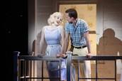 "Megan Hilty and Michael Swift in SMASH - Season 1 - ""Enter Mr. DiMaggio"" | ©2012 NBC/Will Hart"