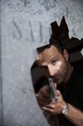 "Rick Grimes in THE WALKING DEAD - Season 2 - ""Triggerfinger"" | ©2012 AMC/Gene Page"