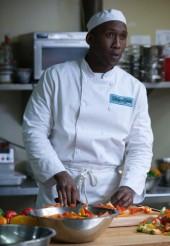 "Mahershala Ali in ALCATRAZ - Season 1 - ""Clarence Montgomery"" |©2012 Fox/Liane Hentscher"