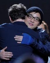 Heejun Han is eliminated on AMERICAN IDOL - Season 11 | ©2012 Fox/Phil Mcarten