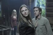 "Kristen Hager, Tracy Spiridakos and Sam Huntington in BEING HUMAN - Season 2 - ""The Ties That Blind"" | ©2012 Syfy/Philippe Bosse"