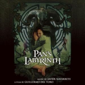 PAN'S LABYRINTH soundtrack | ©2012 Milan Records