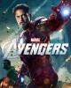 THE AVENGERS poster featuring Iron Man aka Tony Stark (Robert Downey, Jr.) and the Hulk (Mark Ruffalo)   ©2012 Marvel Studios