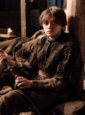 Maisie Williams as Arya Stark in GAME OF THRONES Garden of Bones | (c) 2012 HBO/Helen Sloan