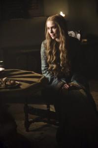 "Lena Headey in GAME OF THRONES - Season 2 - ""The Night Lands""   ©2012 HBO/Helen Sloan"