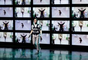 "Darren Criss in GLEE - Season 3 - ""Big Brother"" | ©2012 Fox/Adam Rose"