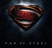 MAN OF STEEL logo | ©2012 Warner Bros.