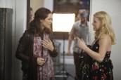 "Katharine McPhee and Megan Hilty in SMASH - Season 1 - ""Hell On Earth""   ©2012 NBC/Craig Blankenhorn"