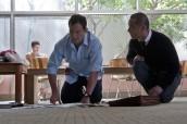 "Jason Isaacs and BD Wong in AWAKE - Season 1 - ""That's Not My Penguin"" | ©2012 NBC/Neil Jacobs"