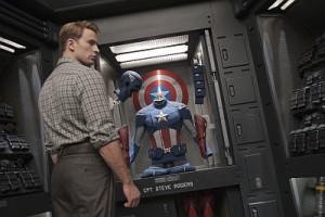 Chris Evans in The Avengers | ©2012 Marvel Studios