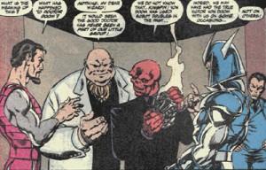 Acts of Vengeance | ©2012 Marvel Comics