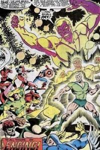The Korvac Saga | ©2012 Marvel Comics