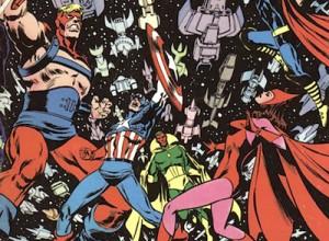 The Kree/Skrull War | ©2012 Marvel Comics