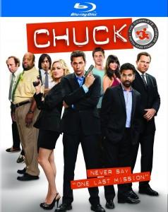 CHUCK THE COMPLETE FIFTH SEASON | (c) 2012 Warner Home Video