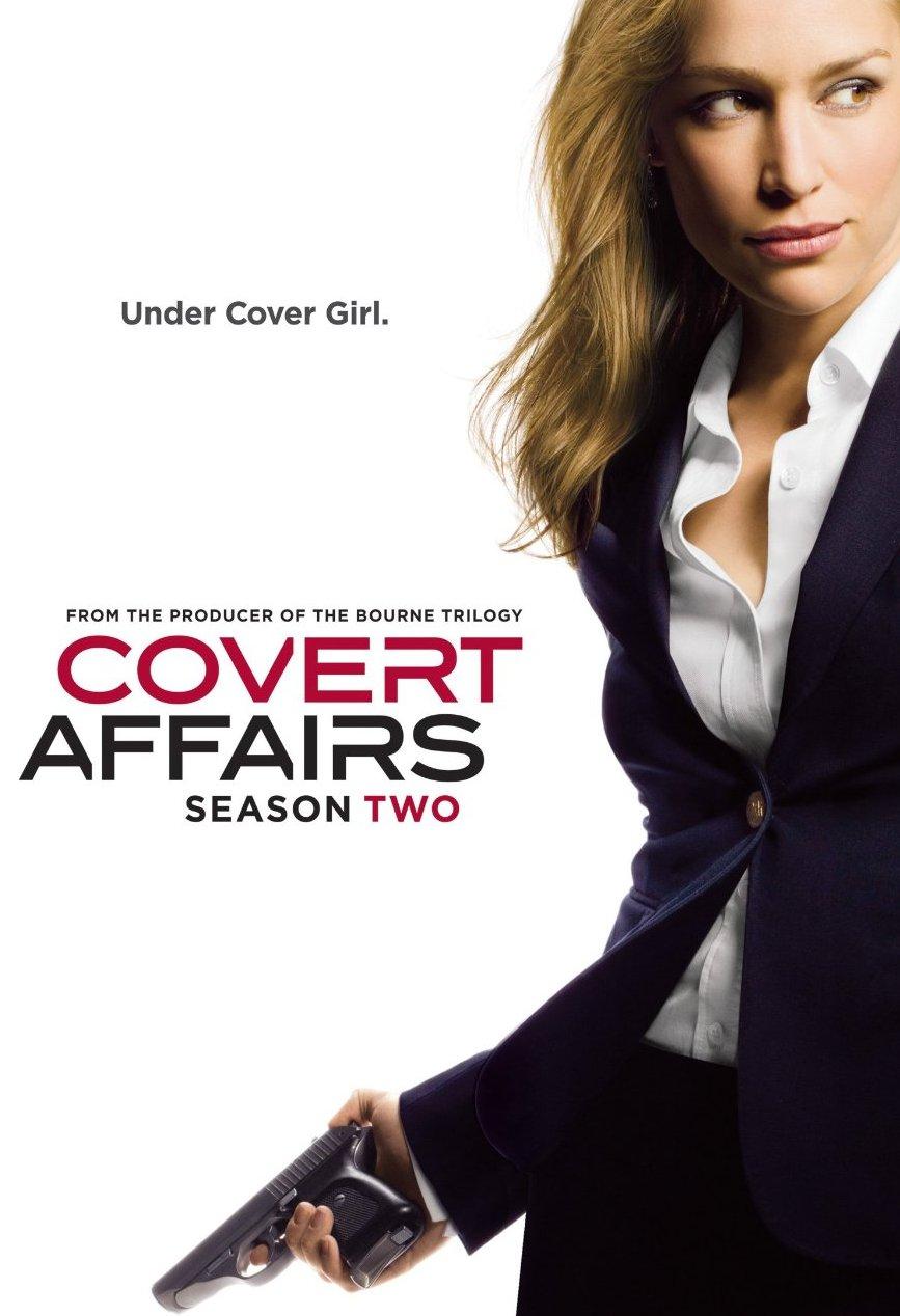 covert affairs season two