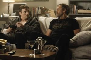 "Hugh Laurie and Robert Sean Leonard in HOUSE - Season 8 - ""The C-Word"" | ©2012 Fox/Jordin Althaus"