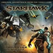 STARHAWK soundtrack | ©2012 La La Land Records