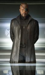 Samuel L. Jackson as Nick Fury in THE AVENGERS | (c) 2012 Fox/Marvel