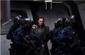 Tom Hiddleston in THE AVENGERS | ©2012 Marvel/Walt Disney Studios