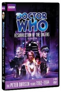 DOCTOR WHO RESURRECTION OF THE DALEKS | (c) 2012 BBC Warner