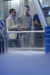 "Colin Ferguson in EUREKA - Season 5 - ""Worst Case Scenario"" | ©2012 Syfy/Eike Schroter"