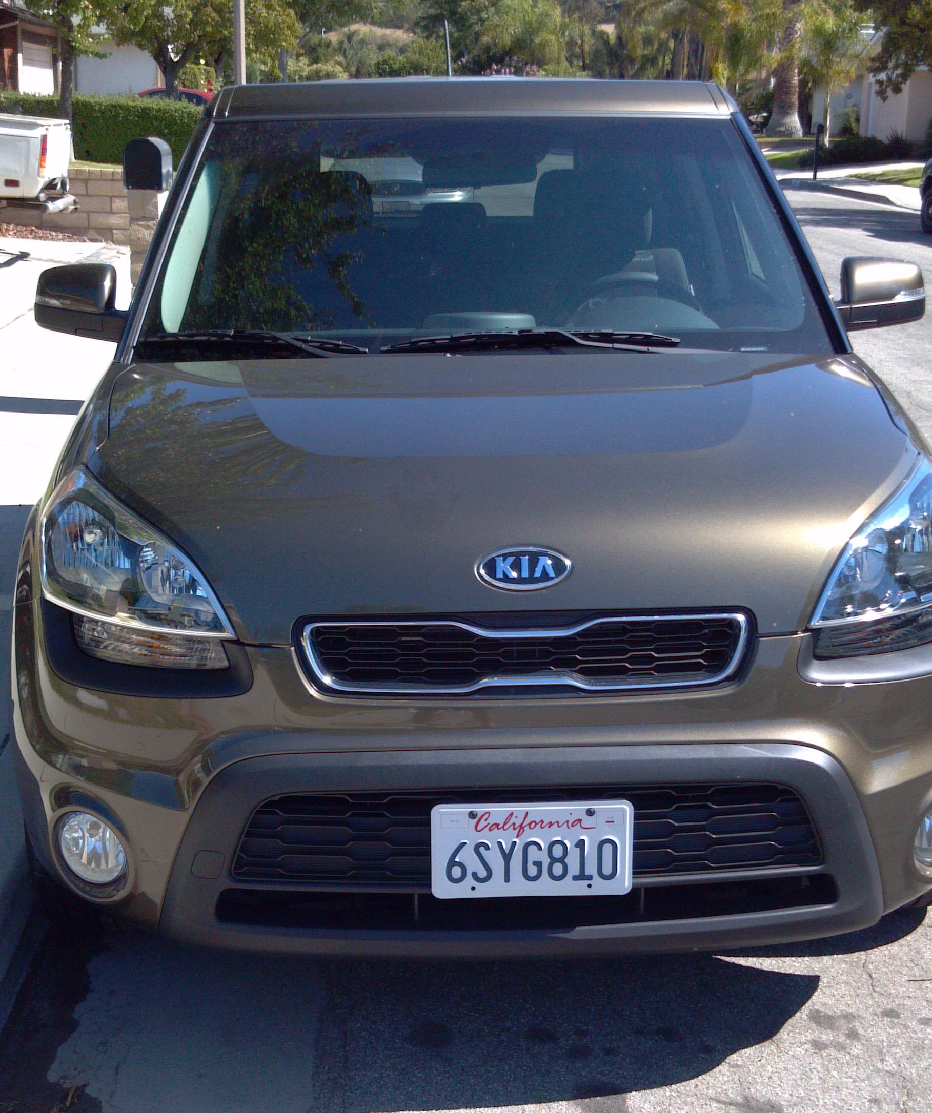 Car Review: 2012 KIA SOUL Assignment X