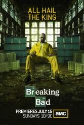 BREAKING BAD - Season 5 poster | ©2012 AMC