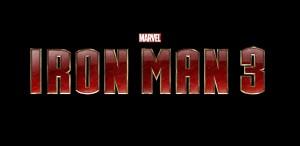 IRON MAN 3 logo | ©2012 Marvel Studios