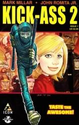 KICK-ASS 2 comic book | ©Icon