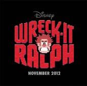 WRECK IT RALPH movie poster | ©2012 Disney