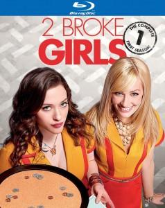 2 BROKE GIRLS SEASON 1 | (c) 2012 Warner Home Video