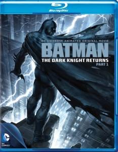 BATMAN THE DARK KNIGHT RETURNS Part 1 | (c) 2012 Warner Home Video