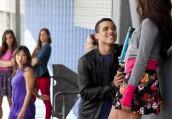 "Jenna Ushkowitz and Jacob Artist in GLEE - Season 4 - ""Britney 2.0"" | ©2012 Fox/Adam Rose"
